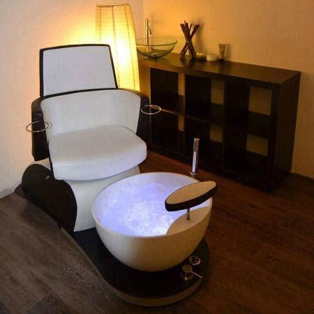 poltrona pedicure spa poltrona pedicure con idromassaggio e cromoterapia foto