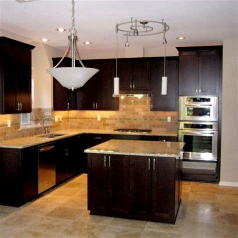 kitchen remodel dark cabinets beautiful countertops and wood cabinets on pinterest