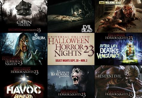 terror nights haunted house here it is the full haunted house lineup for halloween
