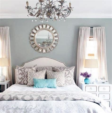 Turquoise And Gray Bedroom Decor by Grey Bedroom Decoration Ideas One Decor