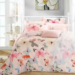 butterfly bedding aliexpress buy luxury butterfly king size
