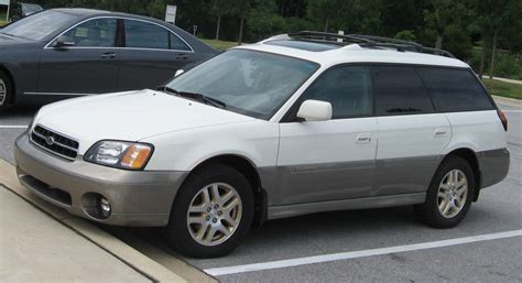 subaru hatchback 2004 2004 subaru outback limited wagon subaru colors