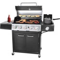 backyard grill 5 burner propane gas grill walmart