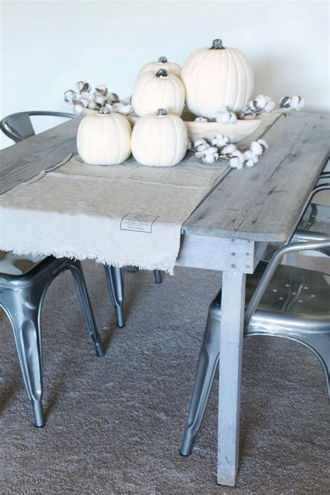 Neutral Tabletop Pieces by Neutral Fall Table Centerpiece Katelyn Chantel