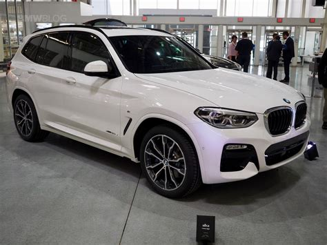2017 BMW X3   In 20 Live Images