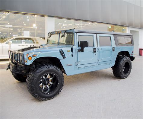 hummer h1 2001 hummer h1 in dubai united emirates for sale on