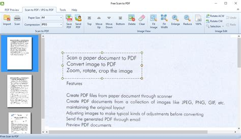 free scan to pdf fast scan to pdf free free scan to pdf software scan