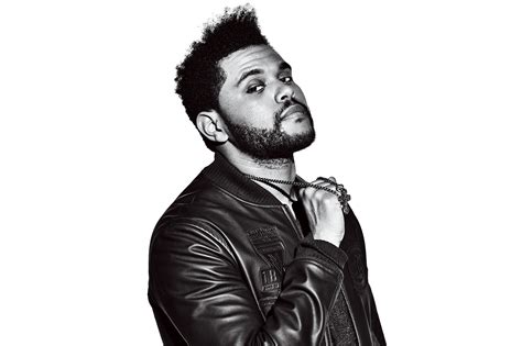 the weekend new hair style missinfo tv 187 the weeknd covers gq talks new haircut