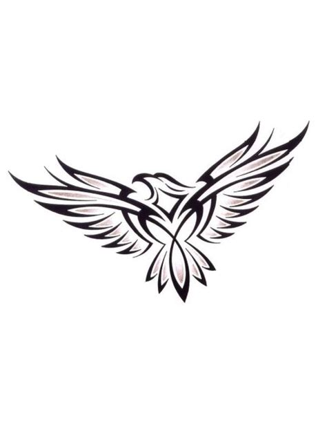 eagle wings tattoos designs 39 best bird outline images on bird
