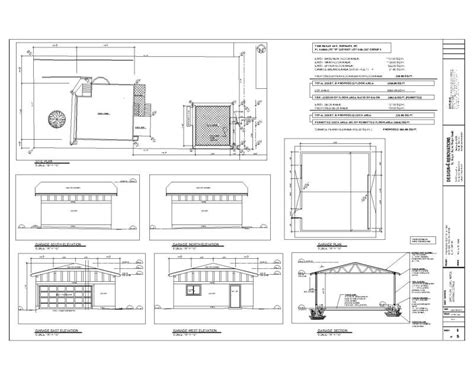 Renovation Design Drawings For Decks Garages And Building Permits Blueprints