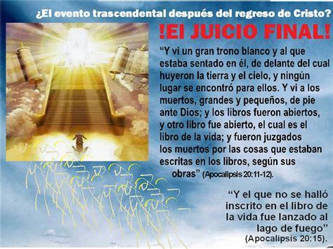 imagenes biblicas apocalipticas despu 233 s de la segunda venida de cristo 191 qu 233 sucede