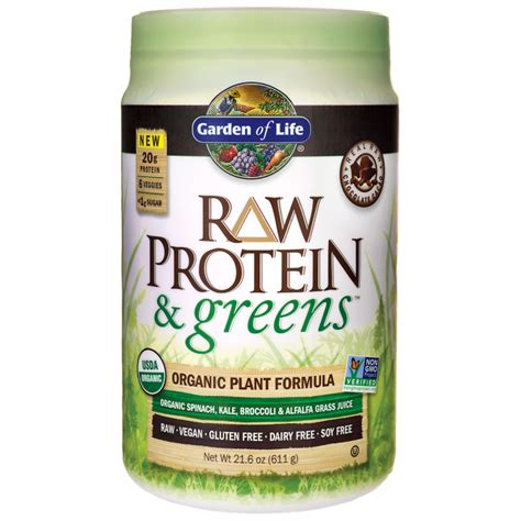 Garden Of Products Garden Of Protein Greens Chocolate Cacao 21 6