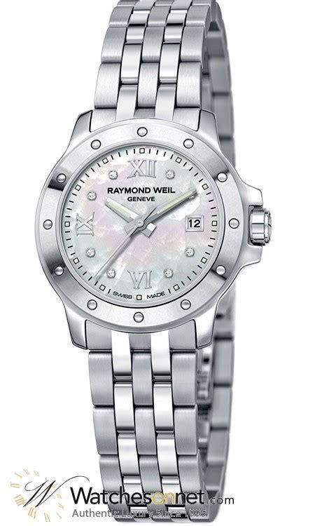 10 Mm White Bracelet Intl raymond weil 5399 st 00995 s stainless steel