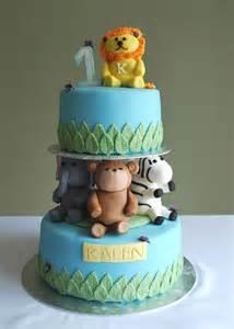 2 tier animal jungle theme cakes cupcakes mumbai 14 cakes and cupcakes mumbai