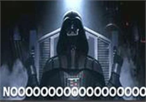 Darth Vader Nooo Meme - image 16608 darth vader s noooooooooooo know your