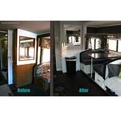1996 Winnebago Adventurer Motorhome Renovation