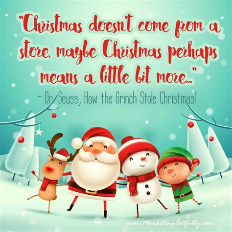 christmas quotes  business  clients marketing artfully