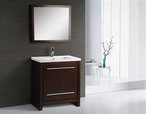 Modern Bathroom Vanity Makes Your Bathroom Beautiful Small Modern Bathroom Vanity