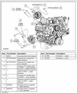 3g alternator to battery wiring diagram ford 3 wire