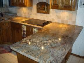 Counter Rop 3 Simple Ideas For Granite Countertops In Kitchen Modern