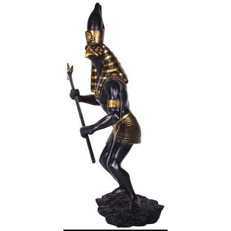 Horus In horus the warrior god statue 12 3 8 inches