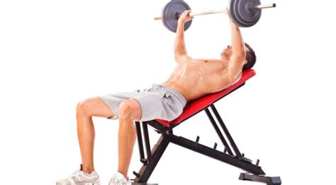 incline bench press results chest exercise angles for bigger pecs muscle fitness