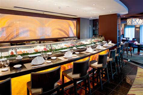 the room sushi bar symphony photo gallery united cruises