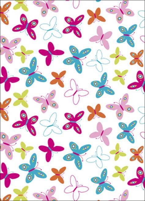 Pretty Printable Wrapping Paper | pretty butterfly wrapping paper set gift wrapping love