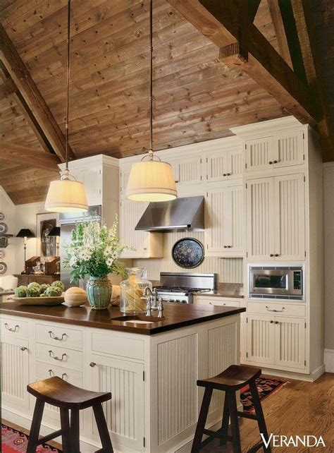 primitive farmhouse kitchen images