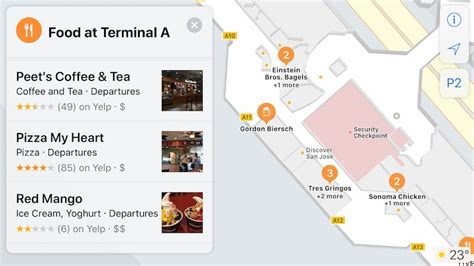 apples indoor maps  airports  shopping malls  ios  slowly rolling  macrumors