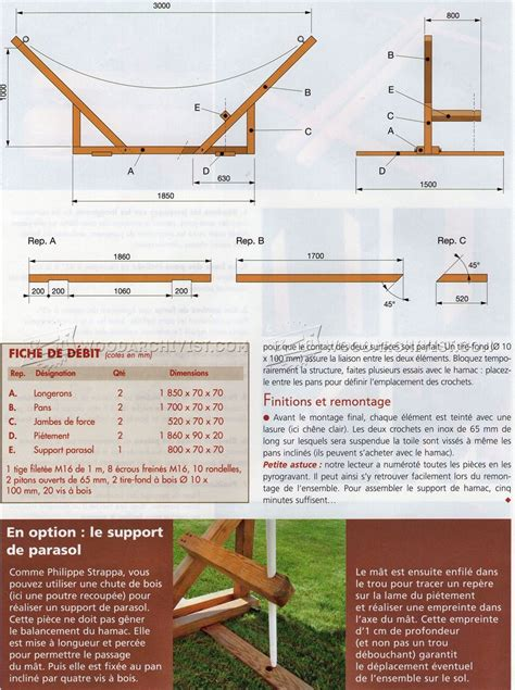 Hammock Stand Plans Book Of Woodworking Plans Hammock Stand In Germany By