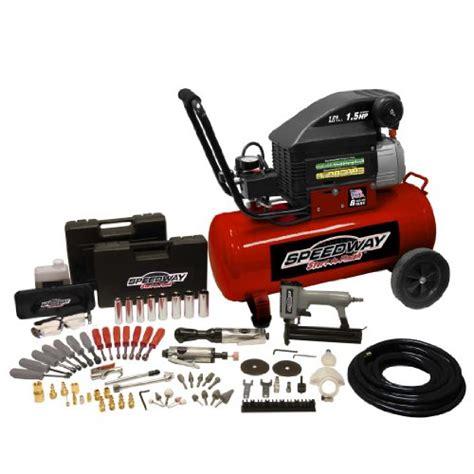 speedway 6909 8 gallon air compressor with 77 kit air compressor reviews