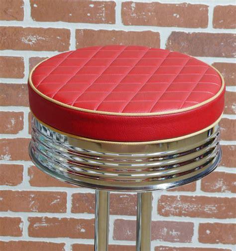 American Diner Einrichtung by Retro Diner Barhocker Quot Rocket Quot Mit Sitzfl 228 Che In Versch