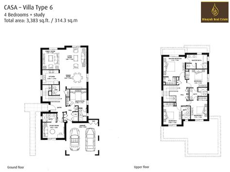 casa floor plan casa floor plans casa villa for sale and rent in dubai