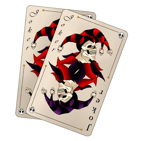 joker playing card tattoo designs joker card design by panndy on deviantart