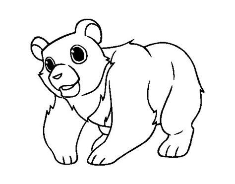 imagenes para colorear fnaf dibujo de oso de monta 241 a para colorear dibujos net