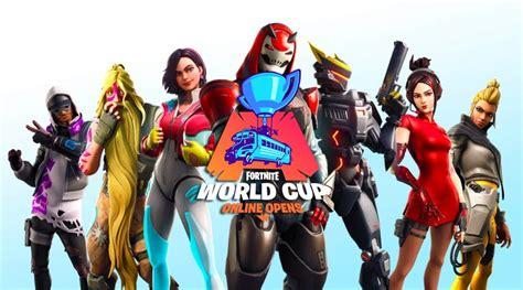 fortnite world cup week  qualifiers   rescheduled