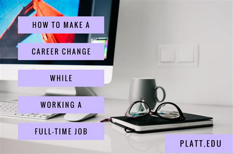 tips to help you make a successful career change