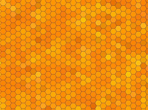pattern yellow and orange free wallpaper abstract yellow orange hexagon pattern