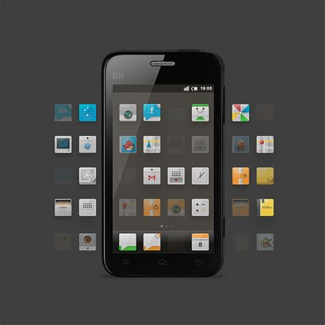 theme launcher mtz custom launcher icon packs for android iwizard