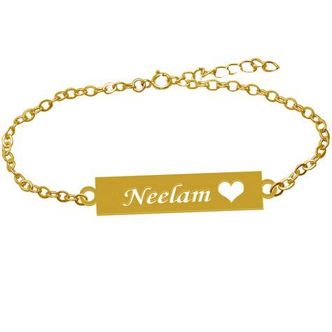 gold name bracelets gold name bracelet
