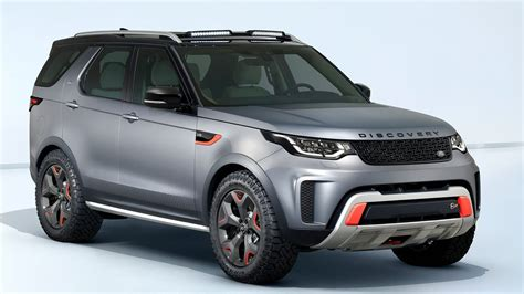 land rover discovery exterior land rover discovery 2018 svx exterior car photos overdrive