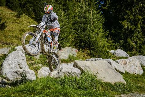 Kann Man Motorrad Fahren Verlernen by Ktm Freeride E Elektromotorrad Test Im Testcenter