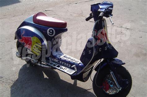 Modifikasi Lu Vespa modif scooter