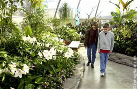 Washington Park Botanical Garden Travel Explore Usa Springfield Illinois Major Area Attractions