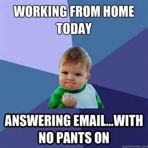 working from home meme working in pajamas a internship intern wardrobe