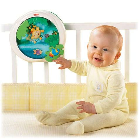 Baby Crib Soothers Fisher Price Rainforest Waterfall Peek A Boo Soother Discontinued By Manufacturer