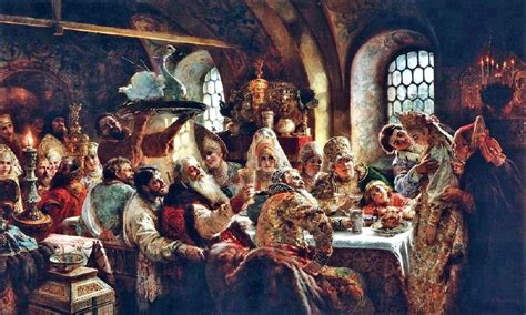 the the sea and the phd seven parables of doing a phd in sciences books konstantin makovsky a boyar wedding feast in the 17th