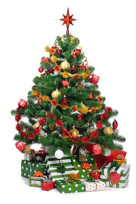 圣诞节圣诞树高清图片 节庆图片 高清图片 素彩网