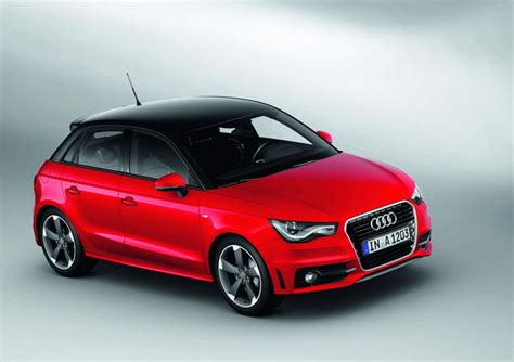 Audi A1 Performance Figures by Audi A1 Top Speed